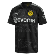 Load image into Gallery viewer, Borussia Dortmund Away Kit- Top & Bottoms