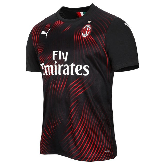 AC MIlan 3rd Kit- Top & Bottoms
