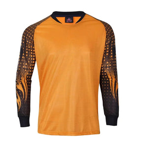 Goalkeeper Kit Golden Yellow