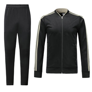 Full Tracksuit -  Black and White.