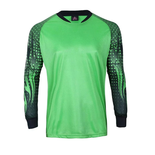 Goalkeeper Kit Lime green