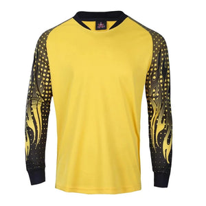 Goalkeeper kit Yellow