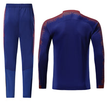 Load image into Gallery viewer, Full Custom Tracksuit -  Royal Blue and Red.