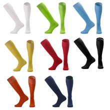 Load image into Gallery viewer, Socks Junior and Adult - Red