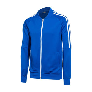 Full Tracksuit -  Blue top and Black bottoms