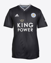 Load image into Gallery viewer, Leicester City Away Kit (Grey)- Top & Bottoms