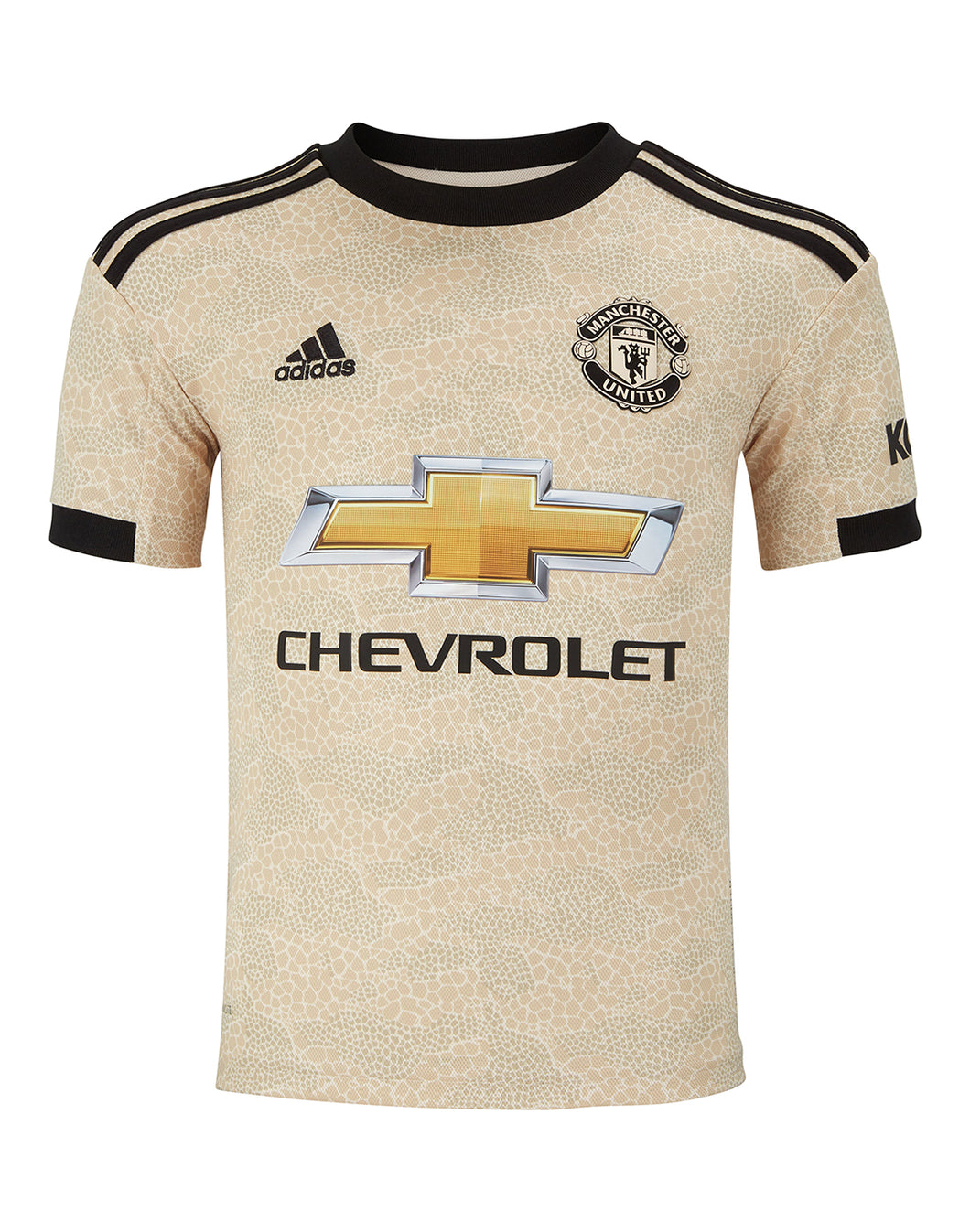 Man United Away 19/20 Kit- Top & Bottom