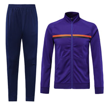 Load image into Gallery viewer, Full Tracksuit -  Purple custom blend.