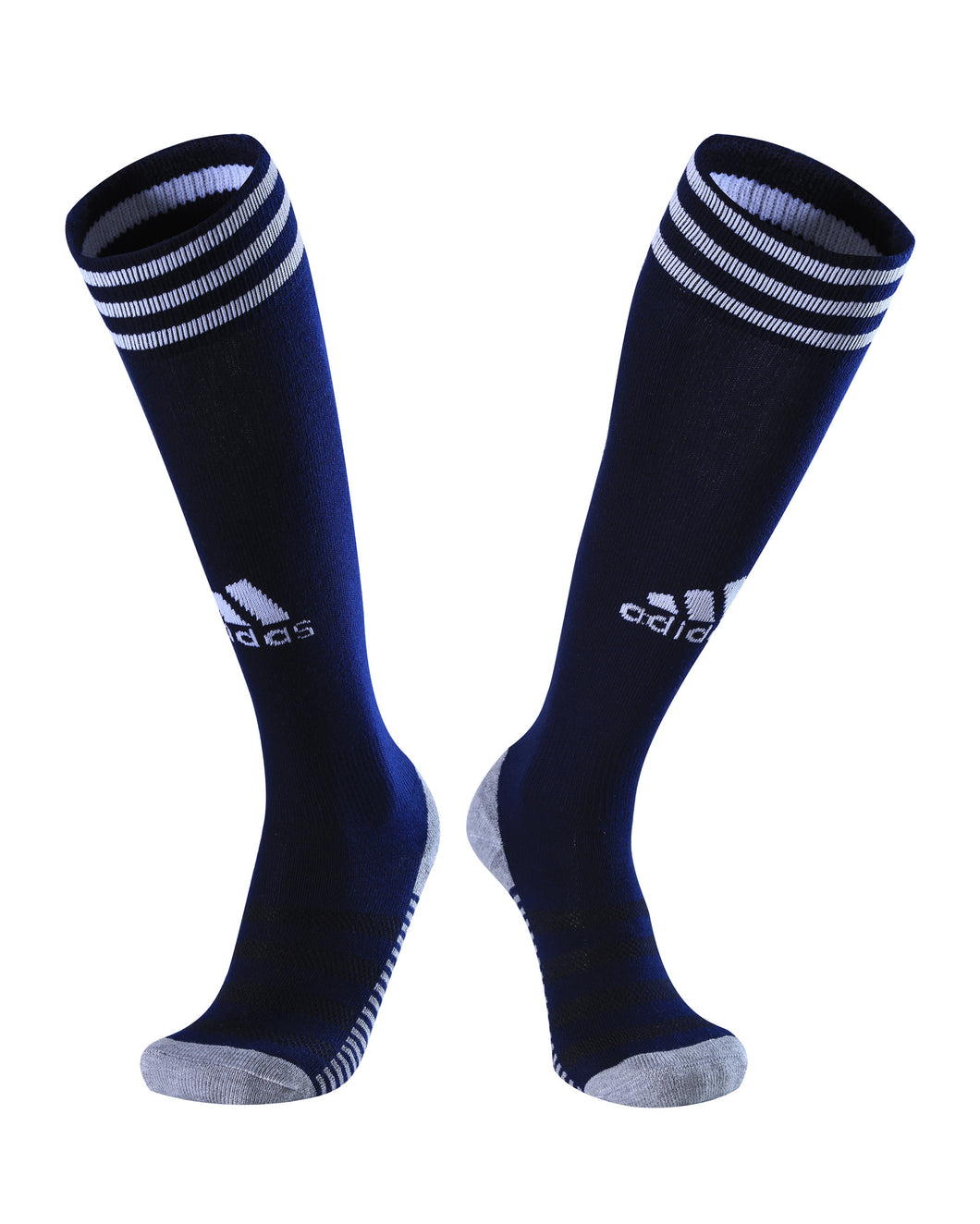 Socks Junior and Adult - Adidas Dark Blue with white trim