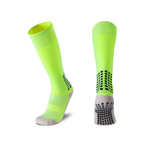 Socks Junior and Adult - Green with black design