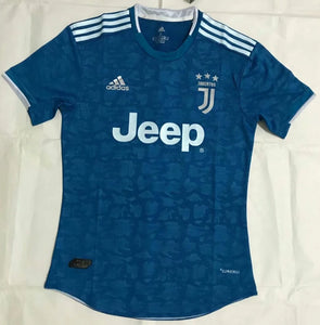 Juventus 3rd Kit- Top & Bottom