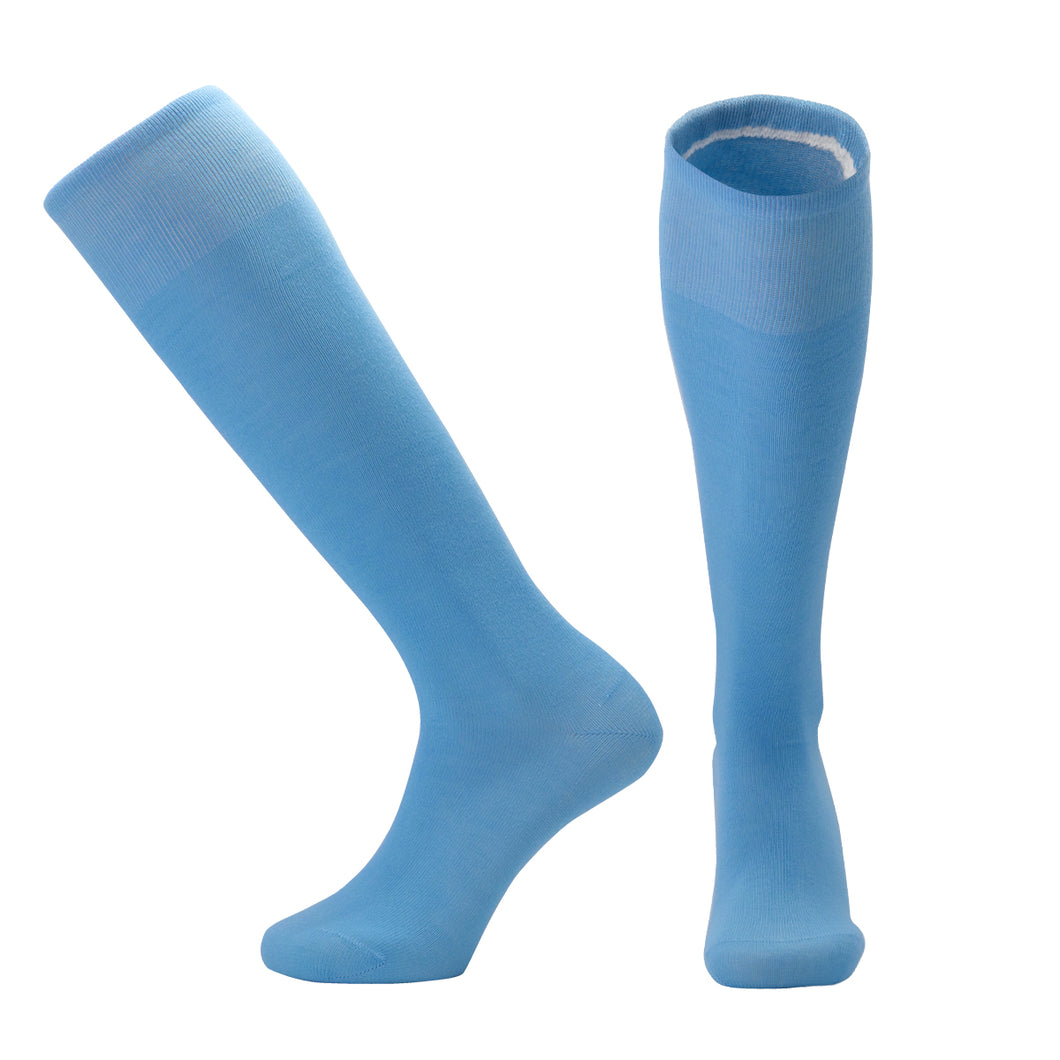 Socks Adult - Light Blue