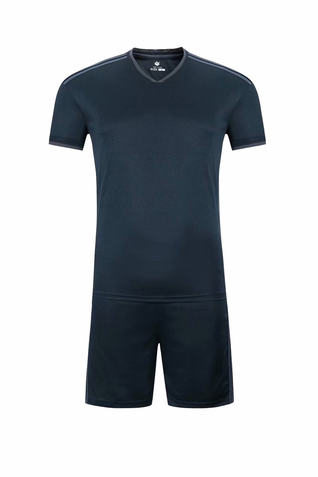 Full Football Kit - Dark Blue top and shorts