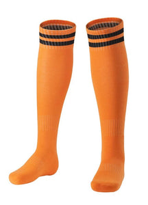 Adidas Full Football Kit Adult Sizes only - Plain Orange Kit.