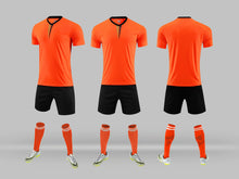 Load image into Gallery viewer, Junior Football Kit - Orange