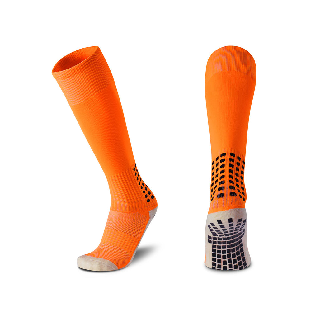 Socks Junior and Adult -Orange with black design