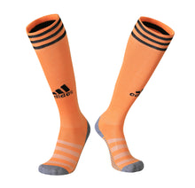 Load image into Gallery viewer, Socks Junior and Adult - Adidas Orange with Black trim