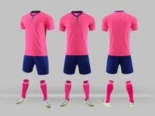 Load image into Gallery viewer, Junior Football Kit - Pink