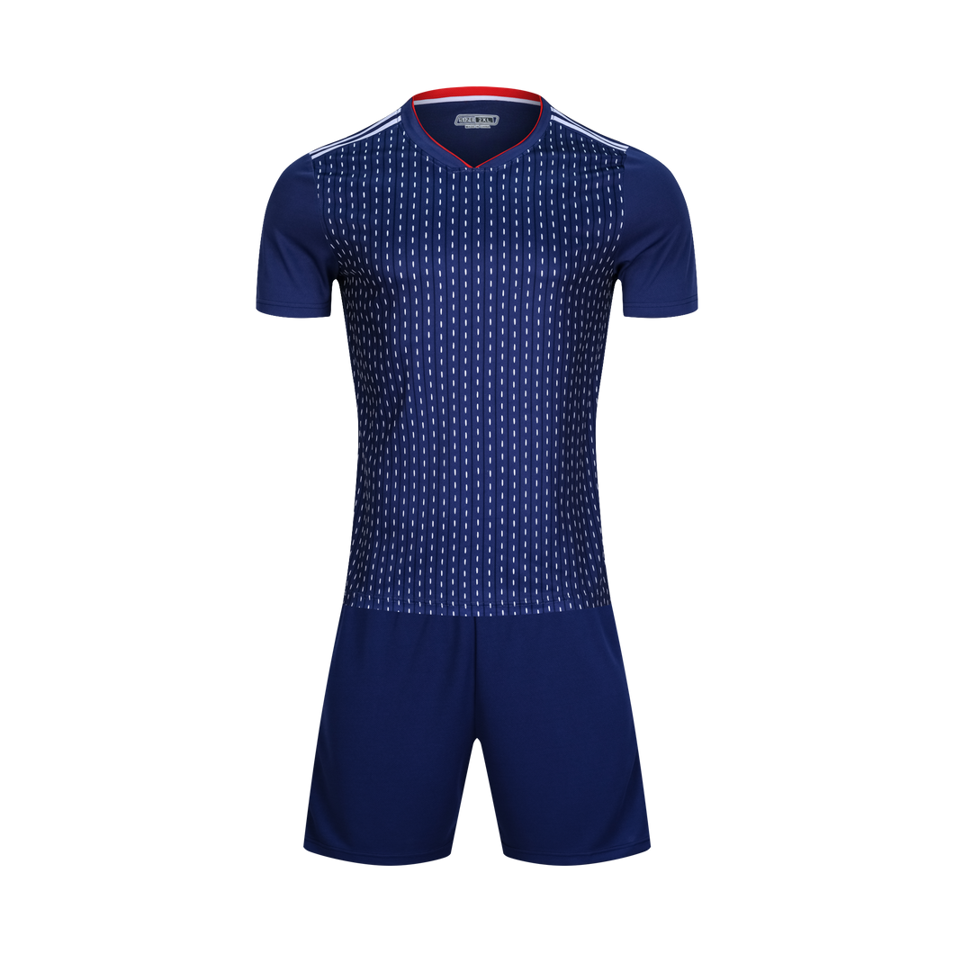 Full Football Kit - Japan Doppleganger Kit.