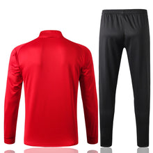 Load image into Gallery viewer, LFC Bespoke Red and Black Tracksuit Top & Bottom