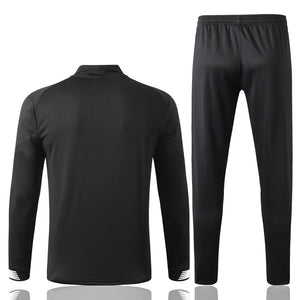 LFC Bespoke All Black Tracksuit Top & Bottom