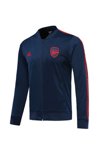Arsenal Bespoke Royal Blue Tracksuit Top & Bottom