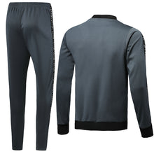 Load image into Gallery viewer, Mexico Bespoke Grey Tracksuit Top & Bottom