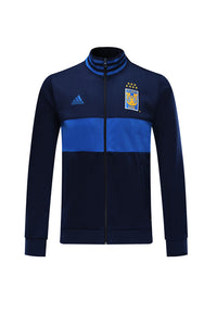 Tigres Bespoke Navy With Blue Detail Tracksuit Top & Bottom