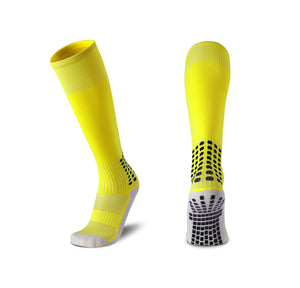 Socks Junior and Adult - Yellow with black design