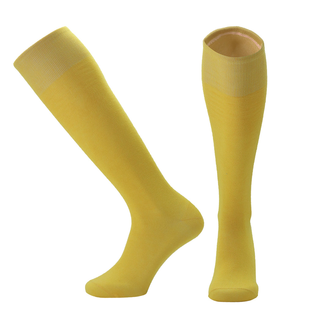 Socks Adult - Yellow