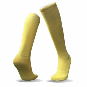 Socks Junior and Adult - Yellow