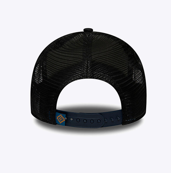 """New Era Tattoo Pack AF Trucker NE"" - navy"