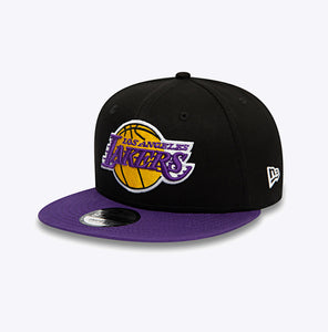 """New Era NBA 9Fifty NOS 950 Los Angeles Lakers "" - black/otc"