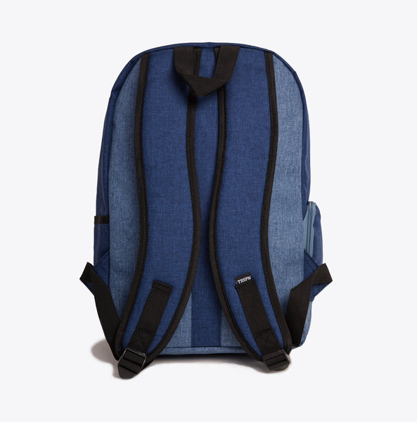 """#1/2 Back to school"" Rucksack - navy/darkgrey"
