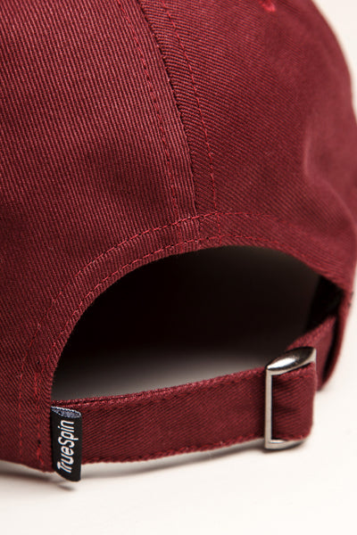 "Dad Cap ""Daddy-19"" - bordeaux"