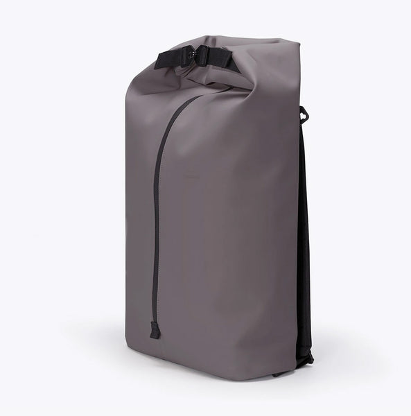 """Frederik"" Roll Top Rucksack - Lotus Series - dunkelgrau"