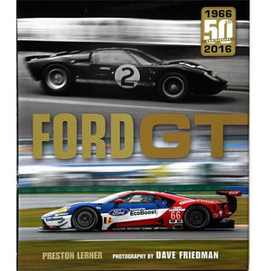 2016 Le Mans Edition of Ford GT Book