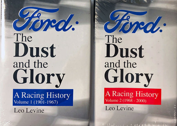 The Dust and the Glory Vol 1 and Vol 2