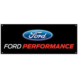 Ford Performance Vinyl Banner