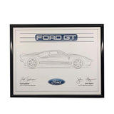 Ford GT Certificate Package