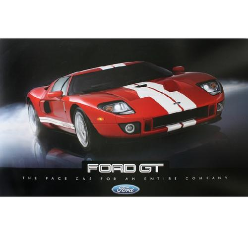Ford GT 2-sided Poster