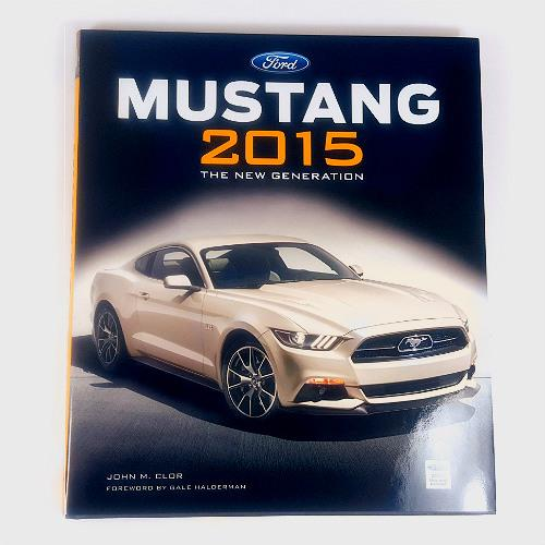 MUSTANG 2015 The New Generation