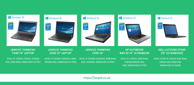 Best Budget High Performance Window 10 Laptop for Business Use UK