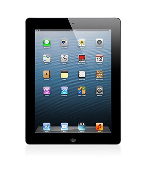 Apple iPad 2 in black