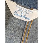 1970's Sears Denim Blazer