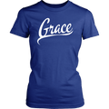 Grace. Women's Comfort Tee - 7 Colors - Life Petals Boutique & Blog