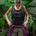 Kindness Is Beautiful Women's Racer Back Tank