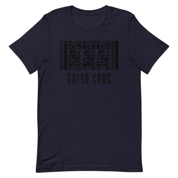 Grind Code. Unisex T-Shirt - 15 Colors - Life Petals Boutique & Blog