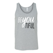 Be.You.Tiful. Unisex Women's Style Tank - 6 Colors - Life Petals Boutique & Blog