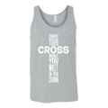 Carry Your Cross Unisex Tank